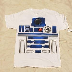 NWT Star Wars R2D2 Shirt